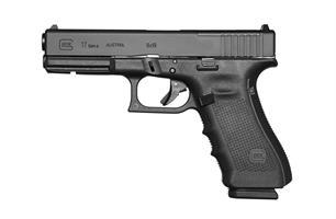 Glock M17 Gen4 MOS kal 9mm