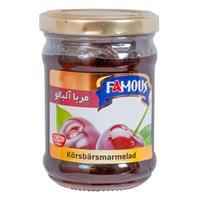 Marmelad Famous Körsbär 20 x 280g