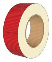 Golvmärkning rulle Röd 25mx60mm