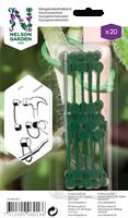 Slingerväxthållare grön 20/fp