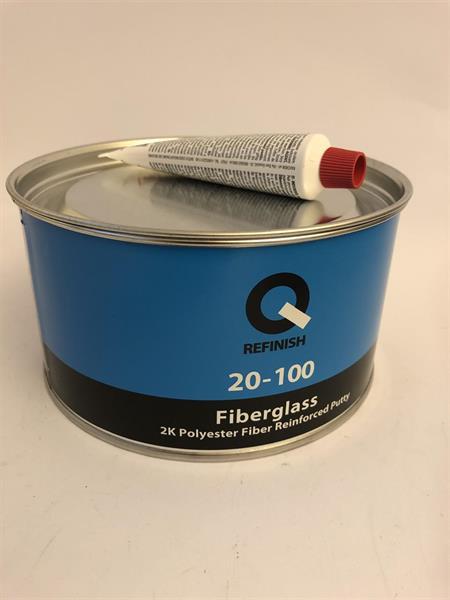 Q-Refinish Glasfiberspackel 1,8 kg, 20-100-1800