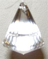 KRISTALL DIAMANT Ø4cm