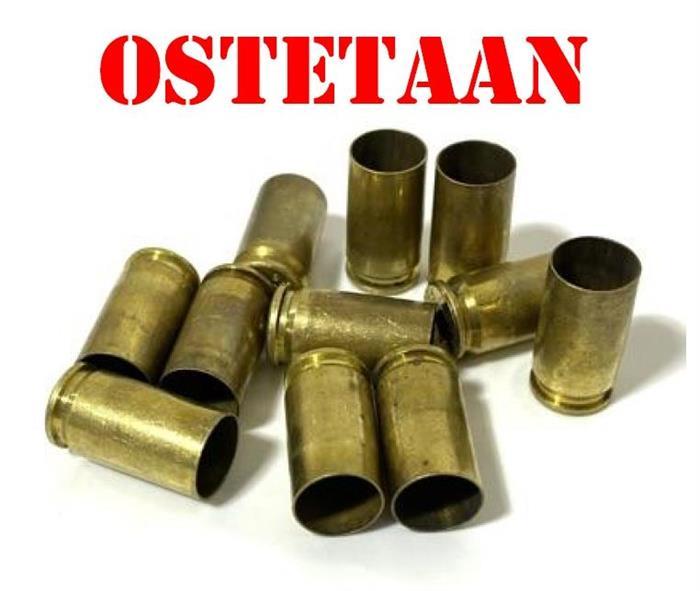 Ostamme 9mm hylsyjä