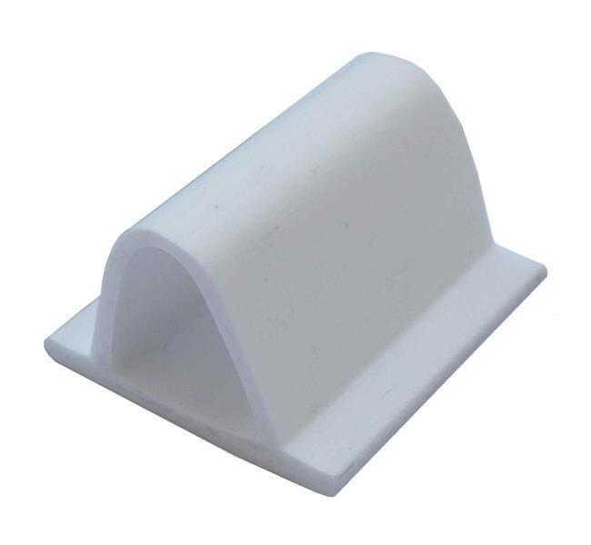 Vannstopplist 34x22 mm Hvit 2,0 meter