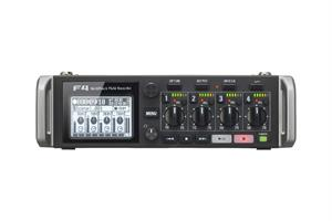 ZOOM F4 Multi-TrackField Recorder