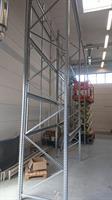 Vertikala skydd 30x30x1,5  l=2000 galvat