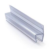 Kantlist mellomtetting/anslag 10 mm - 8 mm glass