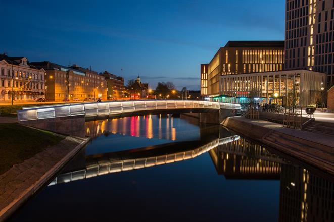 PEAB Malmö Live / Oskar Bruneby