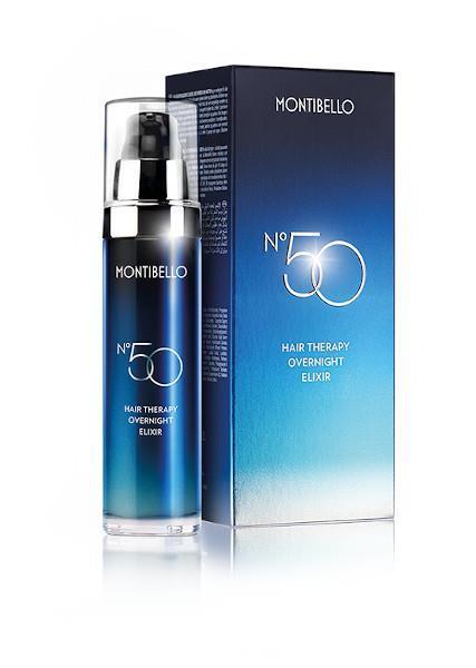 N.50 Hair Overnight Elixir