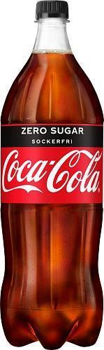 Coca Cola Zero 8 x 1,5L
