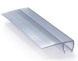 Kantlist 25 mm m/90 gr.sidetetting - 6 mm glass