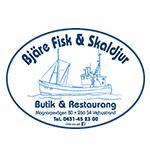 Bjäre fisk och skaldjur