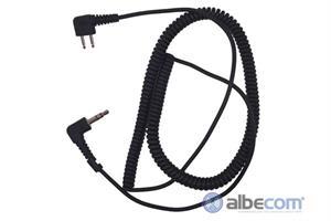 Kabel Peltor 2-stift FL6H-PJV-ProJakt/ProKom