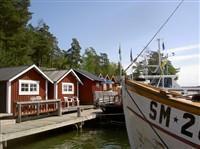 Svartsö Sjöbodar logga
