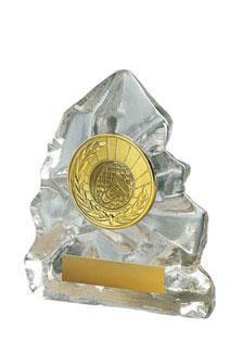 Glas Isberg