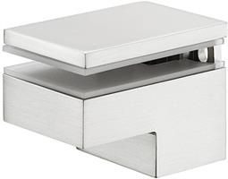 Hylleholder 40x60x32 mm aluminium - 2 stk