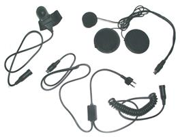 Hjälm headset Integral HP-M1. Radio