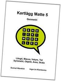 Kartlägg Matte 5, Geometri