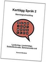 Kartlägg Språk 2, Stavningsutveckling