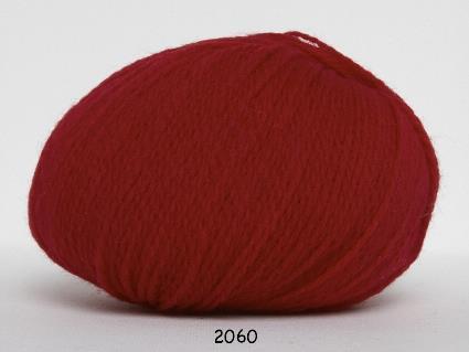 Kinna Textil Hjerte Fine röd