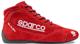 Sparco FIA Slalom RB-3.1 Rød
