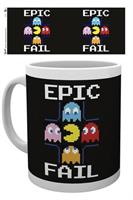 Pac-Man, Epic Fail Mugg