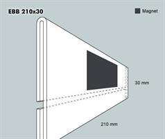 Etiketthållare EBB 210-30F