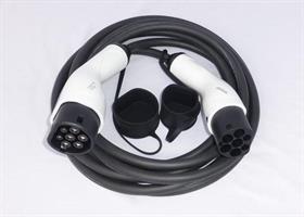 6m 22 kW mode 3 Duosida kabel i TPU kvalitet