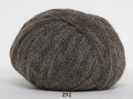 Kinna Textil Rustic Baby Alpacka grå
