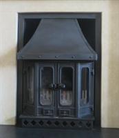 Dovre 1800 (gammel modell) - Peisglass