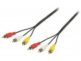 Kabel 3rca - 3rca 5m