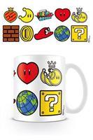 Super Mario Odyssey, Icons, Mugg