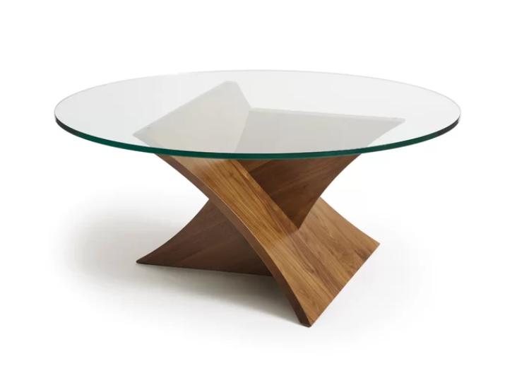 Bordplate herdet glass glassbord