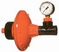 Reduceringsventil m manometer