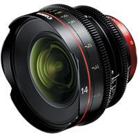 Canon CN-E 14mm CINE LENS EF