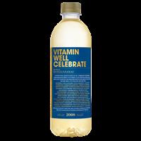 Vitamin Well Celebrate 12 x 50cl