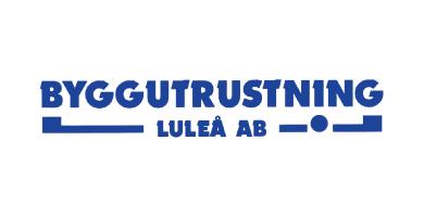Byggutrustning Luleå