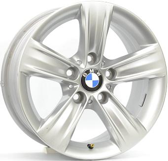 7,5X16 BMW STYLE 391 5x120 ET37 72,6