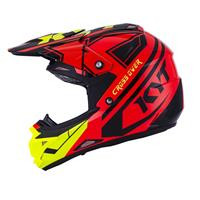 KYT CROSS OVER - Ktime Red/Yellow Fluo