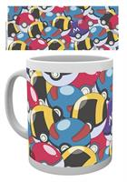 Pokemon Mugg, Pokeball