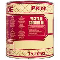 Fritös Olja 15L Pride