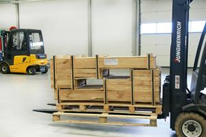 Förlängningsgafflar 50x125 L 2000 4  t