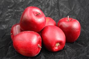 Äpple rött 7 cm 6/fp