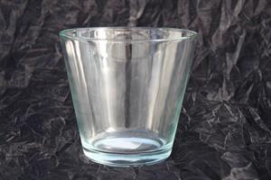 Glaskruka konad 13 cm hög 6/fp