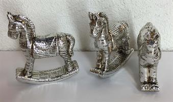 GUNGHÄST silver 8,5x3x10