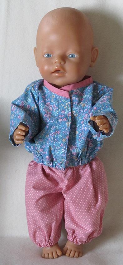Sydd sett til BabyBorn i rosa/blå