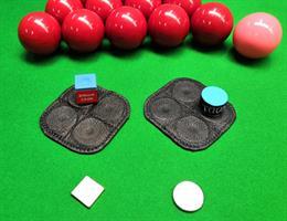 Magnetic Snooker / Pool Chalk Holder