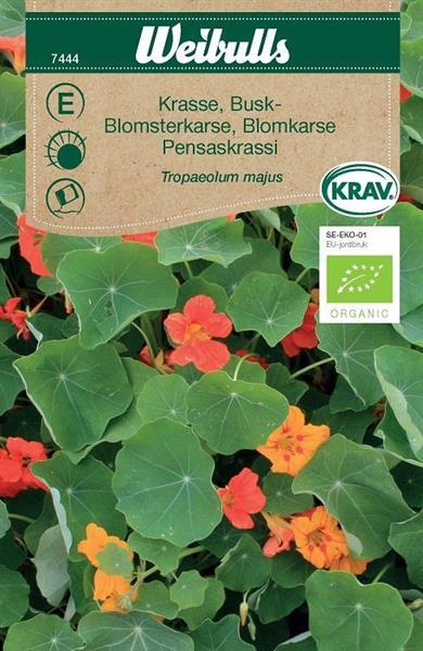 Krasse Busk- Krav Organic
