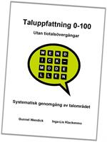 Taluppfattning 0-100 UTAN