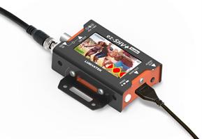 Lumantek ez-SHV+, SDI to HDMI Converter /w DISPLAY